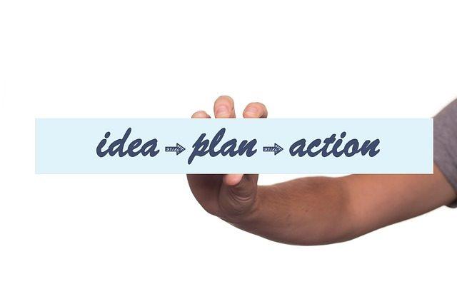 Идея - План - Действие