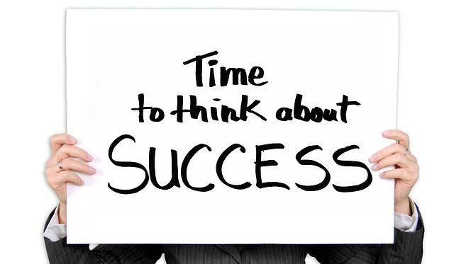 Бизнес, Успех, Резултати