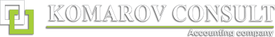 Оригинално лого на Комаров Консулт
